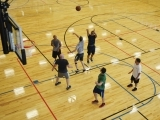 Adult Pickup Basketball in Durham