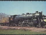 Restoration of Maine Central RR Locomotive 470