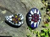 Mosaic Garden Stone 9/30