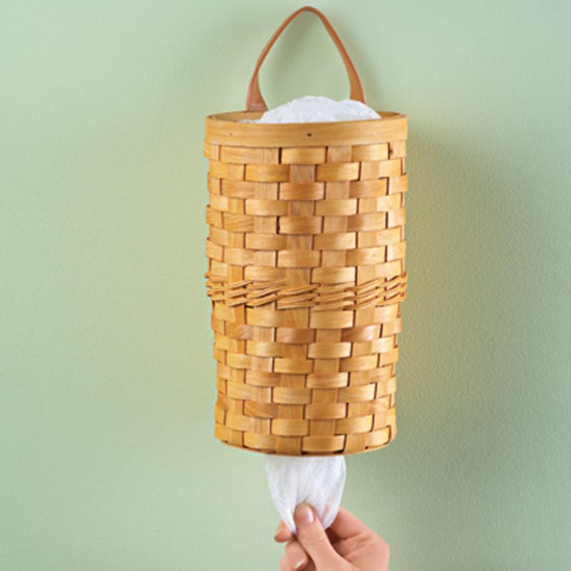 Plastic Bag Wall Basket - Spring 2019