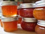 Canning Jams and Jellies