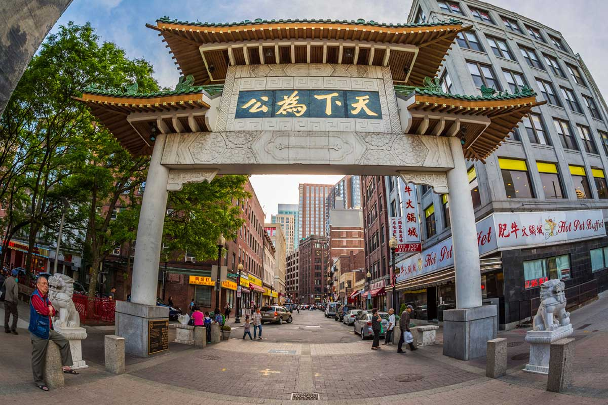 A Day in the City: Chinatown & The Dragon Boat Festival