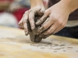 Northern Clay Center: Intergenerational Clay Class with Camp Allegro