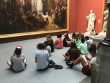 In Person Homeschool Day at PAFA