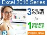 Microsoft Excel 2016 Series