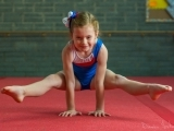 Decal Gymnastics-Ages 2-3