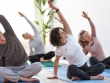 Gentle Yoga Level 2 - SAT ACH