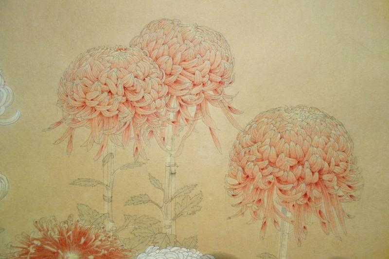 Original source: https://upload.wikimedia.org/wikipedia/commons/thumb/0/0b/Sketch_of_Chrysanthemums_by_Bakusen_Tsuchida%2C_detail%2C_c._1933%2C_pencil_and_color_on_paper_-_National_Museum_of_Modern_Art%2C_Tokyo_-_DSC06716.JPG/1280px-Sketch_of_Chrysanthemums_by_Bakusen_Tsu