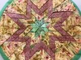 Folded Star Scented Hotpad or Trivet