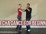 Cha-Cha for Beginners F17