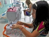 Advanced Children's Sewing Lounge