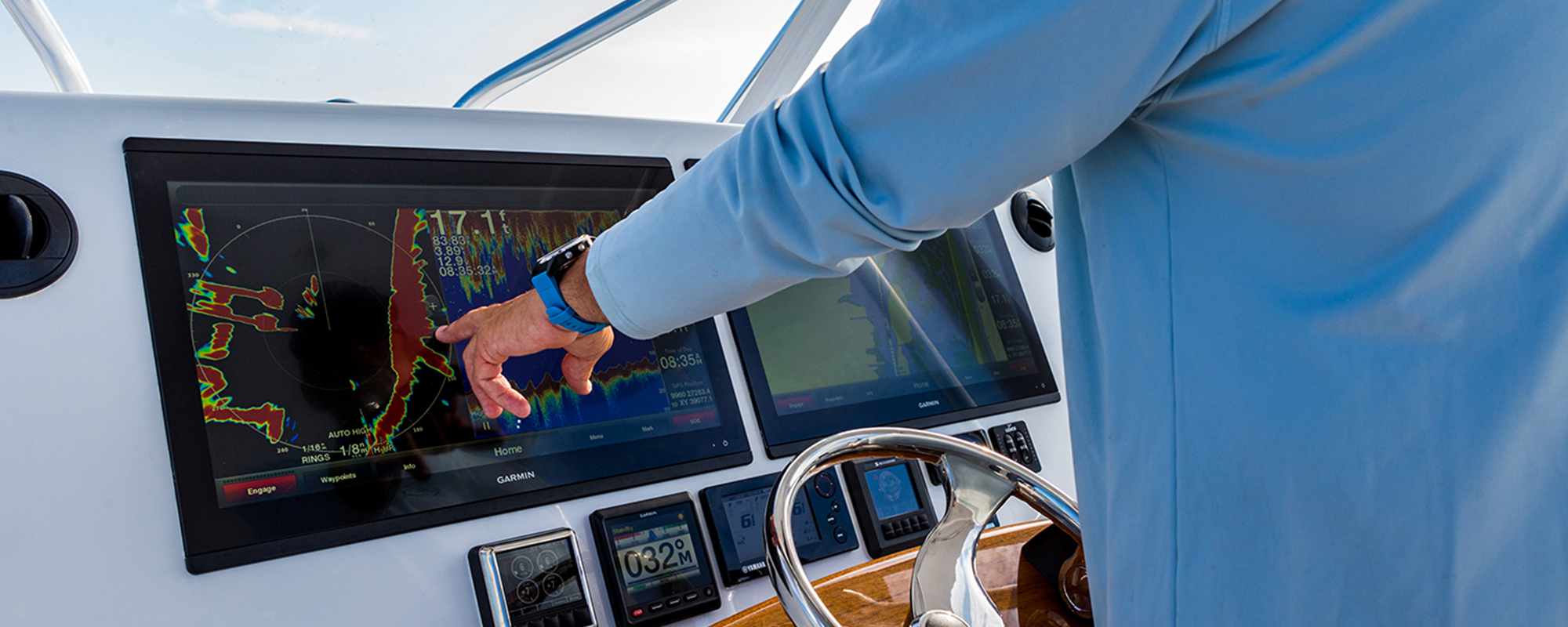 Electronic Marine Navigation