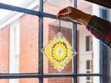 Glass Fusion - Sun Catcher