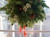 Balsam Wreath or Kissing Ball Workshop
