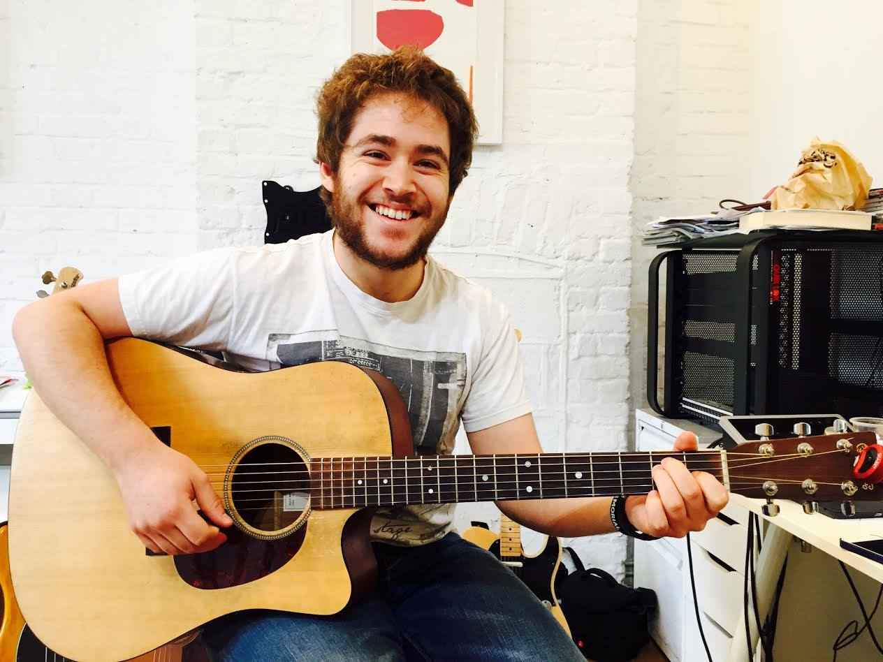 Acoustic Guitar II W19