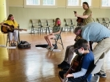 Beginning Acoustic Guitar- Group Class- Kids and Teens