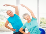 Timeless Exercise Class for Older Adults