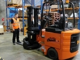 Forklift Safety Training and Certification Certification