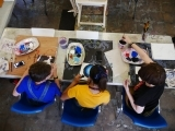 TSS 09- Teen Drawing and Painting Intensive (Ages 13-16)