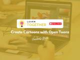 [Online] Create Cartoons with Open Toonz