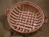 Woven Basket Pottery