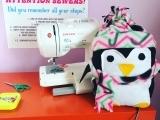 2/19/2018 Penguin Plushie & Pajamas Sewing Class (NO SCHOOL DAY!)