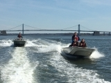 Accelerated Safe Powerboat Handling