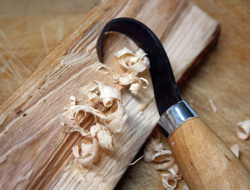 Introduction to Wood Carving