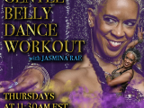 Gentle Belly Dance Workout