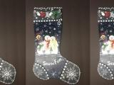 Arts and Crafts with Shirley Christmas Stocking (November) Fall 2019