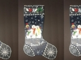 Arts and Crafts with Shirley Christmas Stocking (November) Fall 2019