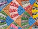 Sewing: Quilt As You Go-Table Runners