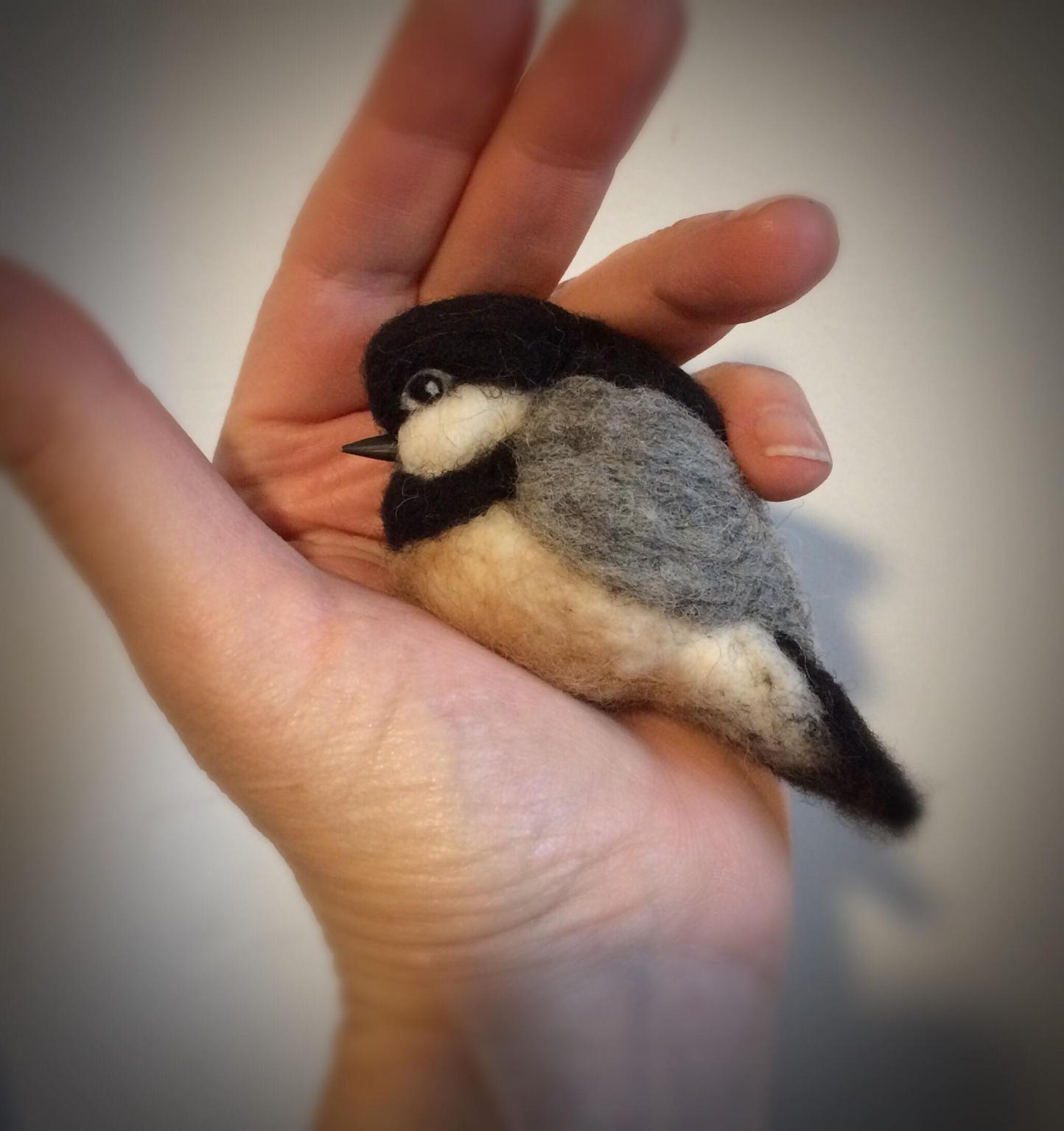 Adorable Felt Birds