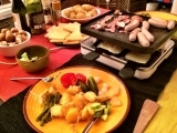 Raclette Food Evening – Beyond the Cheese Fondue!