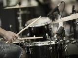 DRUM LESSONS FOR BEGINNERS (Private)