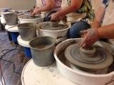 Beginners Pottery Class – Creating