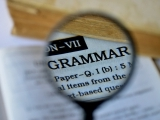 Grammar for ESL