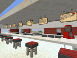 Minecraft Restaurant Wars!