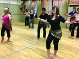 Mixed Level Belly Dance with Josephina, Session I