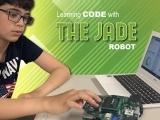 Wednesdays: Jade Robot CODING & Robotics