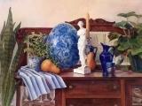Watercolor Indoor Workshop