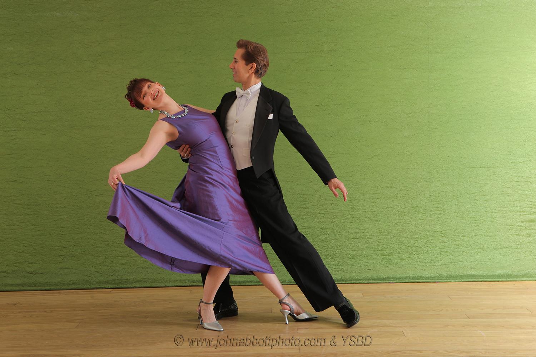 Introduction to Ballroom Dance Tuesday W19