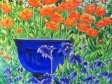 Art:  Acrylics (March)