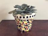 Mosaic Planter Pot