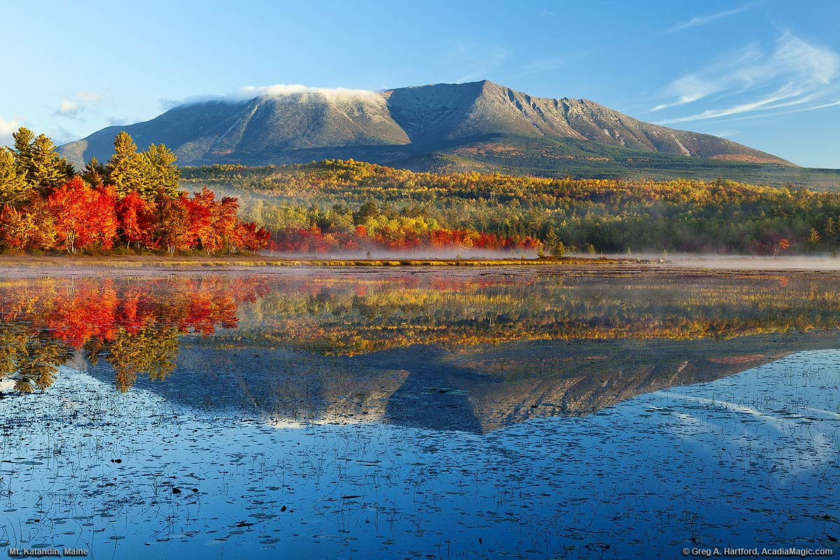 The Maine Bucket List: Baxter State Park with Chris Toy