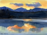 Fabulous Landscapes - Studio Painting in Oil, Acrylics, and Gouache