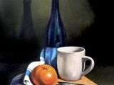 Oil Painting Still Life