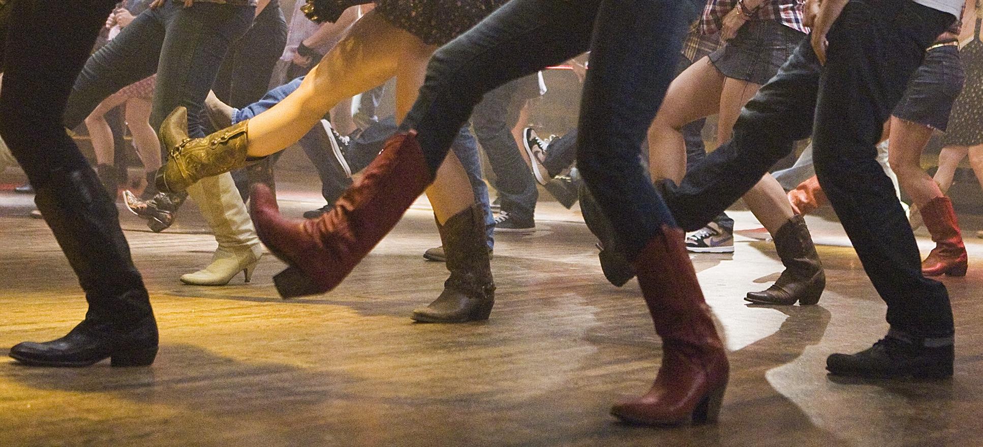 Line Dancing Messalonskee W19