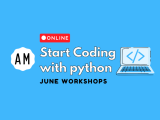 [Online] Start Coding with Python