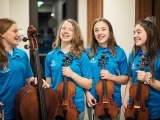 Chamber Music with The Cummings Quartet